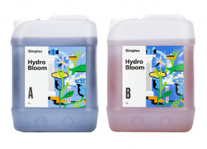SIMPLEX Hydro Bloom A+B 5 L